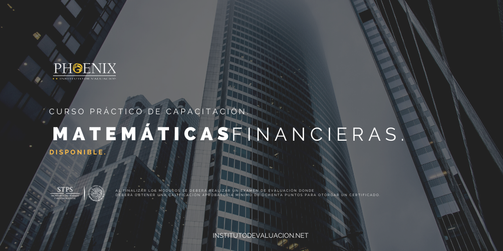 Course Image WN021-Matemáticas Financieras para la Valuación